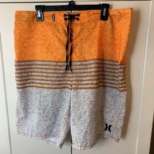 Hurley Color Block Board Shorts